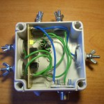 Controll-Box for the K9AY Loop Receiving Antenna