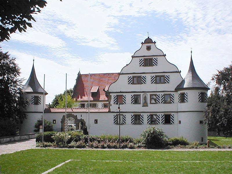 Deutschordensschloss Kirchhausen