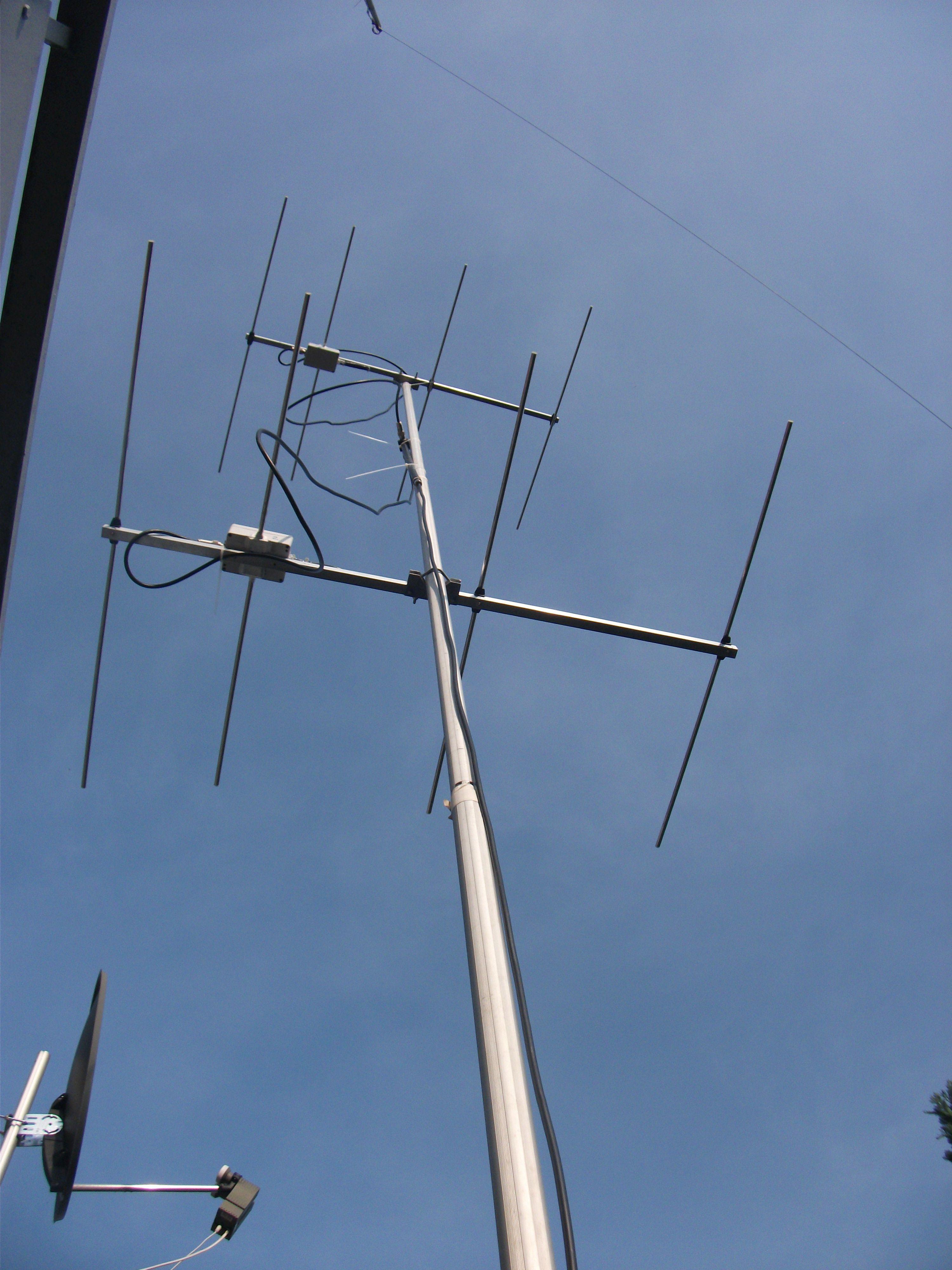 2x4El for 144 MHz