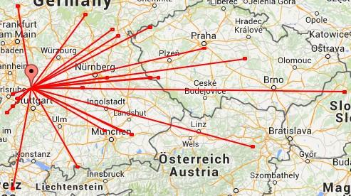 IARU-Region-1 UHFMicrowaves Oktober Contest Directions