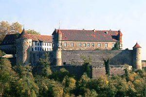Burg Stettenfels in Untergruppenbach bei Heilbronn (Bild: Wikipedia)